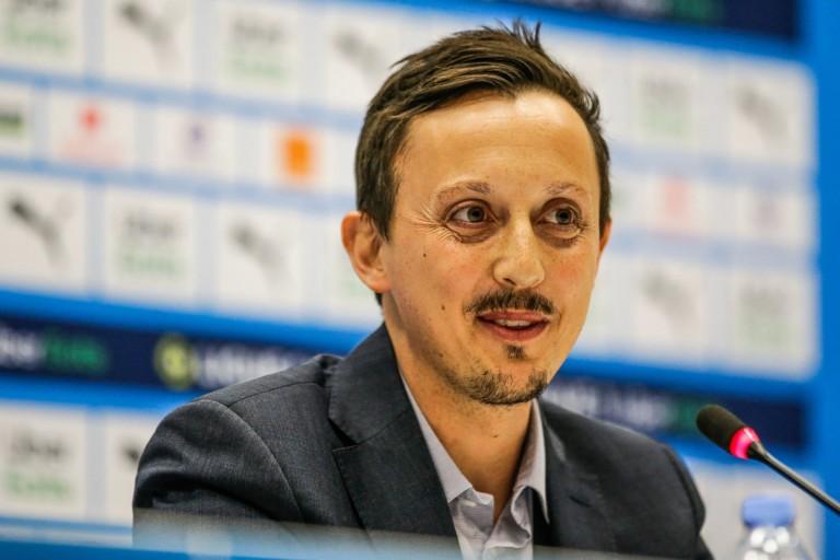 Pablo Longoria, nouveau président de l'OM.