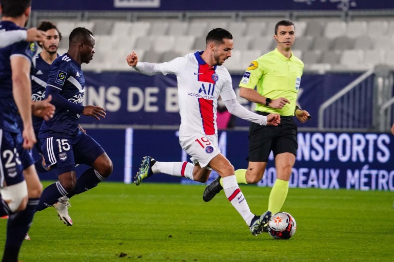 Sarabia sauve le PSG contre Bordeaux