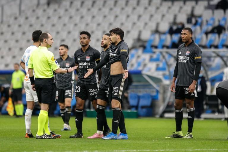 OL : La concurrence se resserre au classement de la Ligue 1
