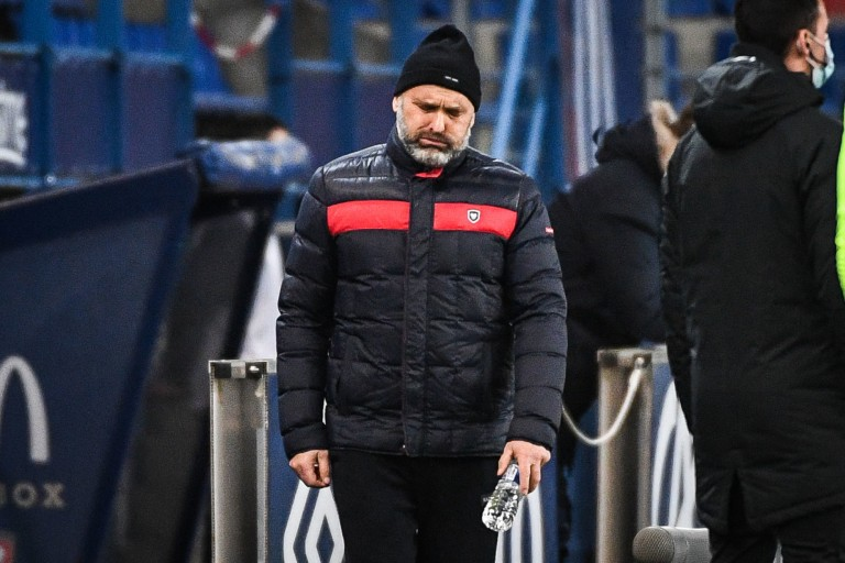 Le SM Caen se sépare de Pascal Dupraz