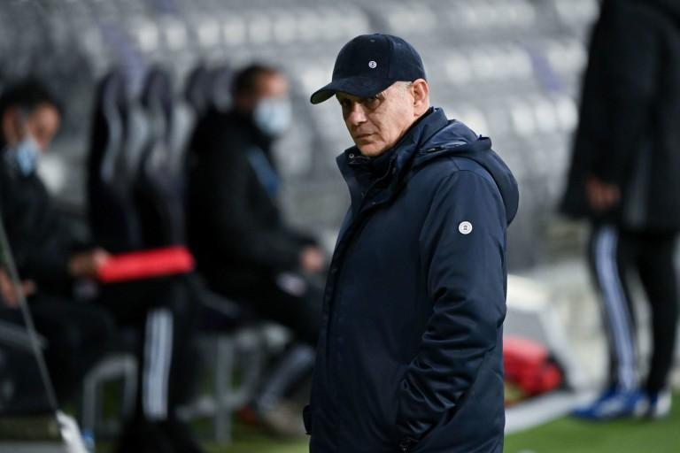 Patrice Garande, coach du Toulouse FC