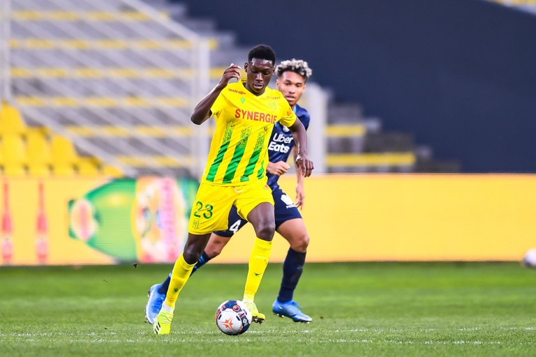 FC Nantes Mercato: Direction l'Angleterre pour Kolo Muani ?