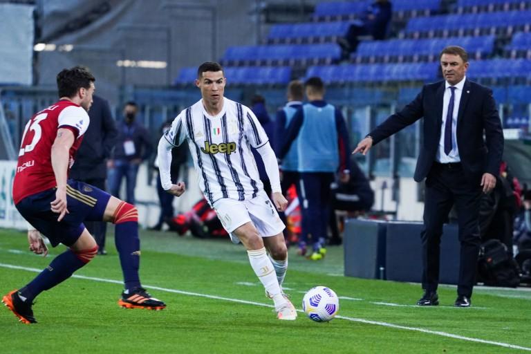 Cristiano Ronaldo n'est pas poussé vers le PSG