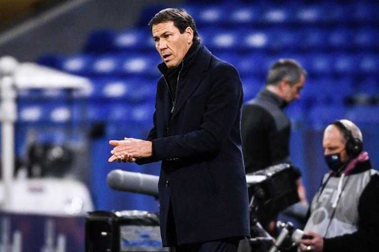 OL: Rudi Garcia déçu par l'attitude de ses joueurs !