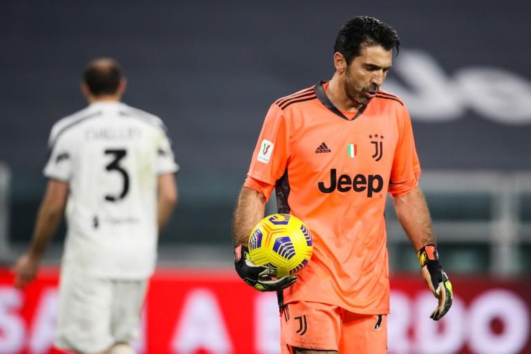 Gianluigi Buffon annonce qu'il quitte la Juventus en fin de saison.