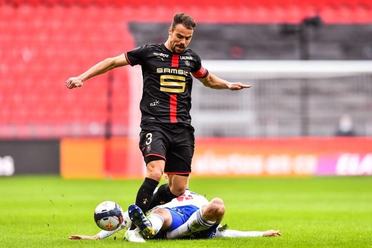Damien Da Silva pourrait quitter le Stade Rennais.