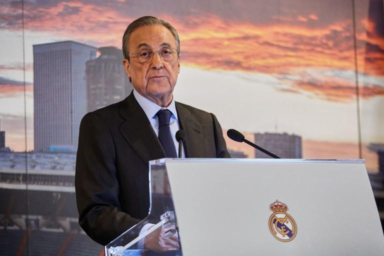 Real Madrid : Super League, Fiorentino Perez répond à ses détracteurs