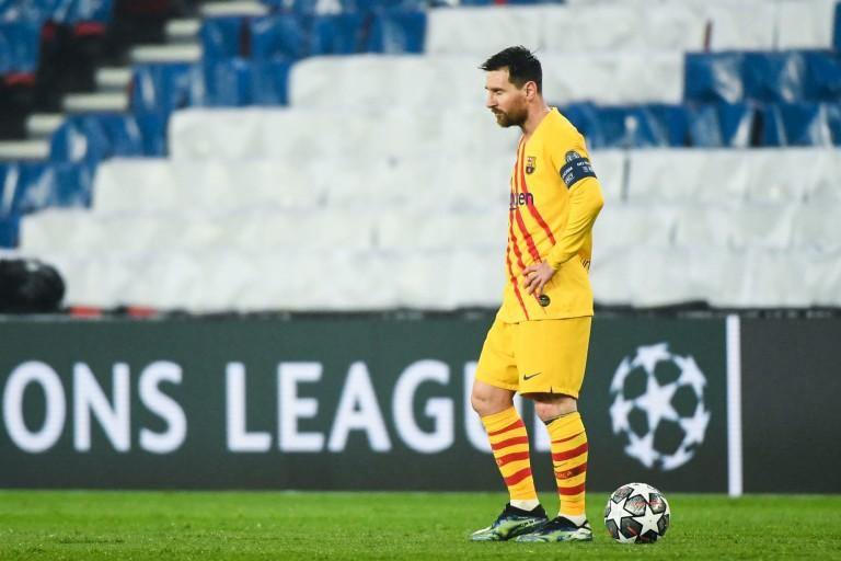 Lionel Messi est en fin de contrat avec le Barça.