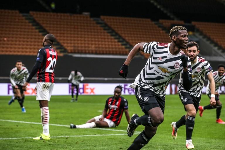 Manchester United : Paul Pogba fait l'unanimité à l'AC Milan