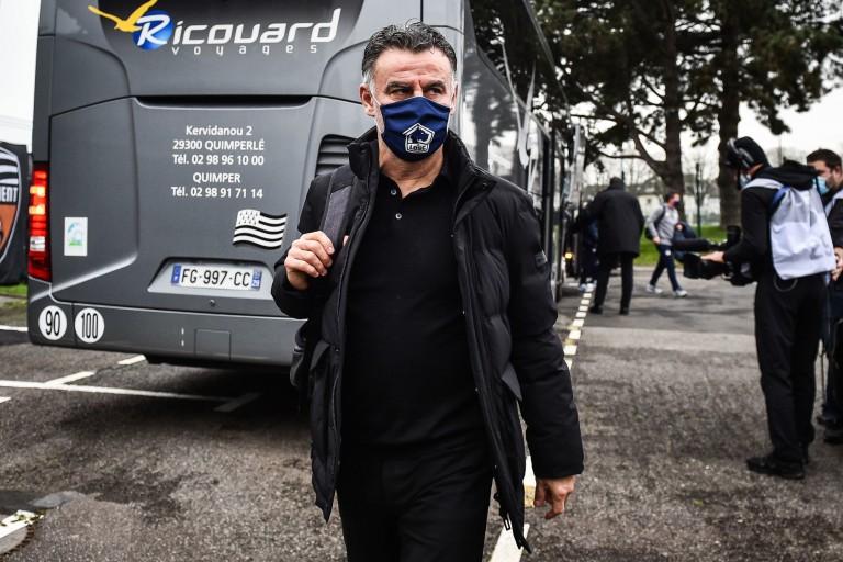 Le LOSC avec deux absents contre Paris