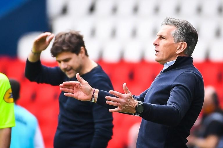 L'ASSE battue par le Paris Saint-Germain