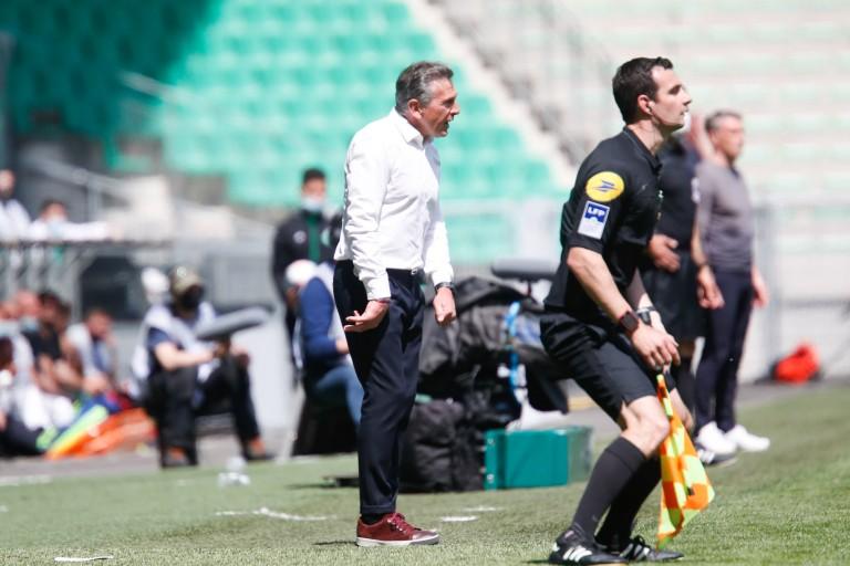 Claude Pule, le coach de l'ASSE