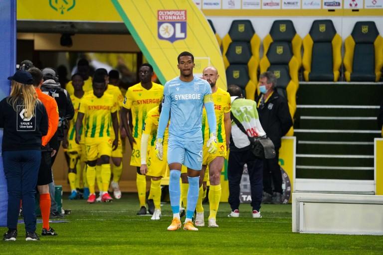Le FC Nantes proche de la relégation