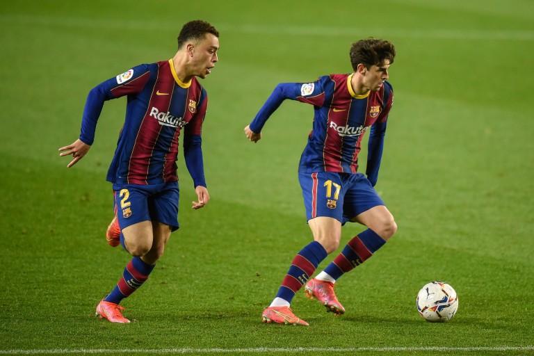 Déjà la fin pour Trincao au Barça