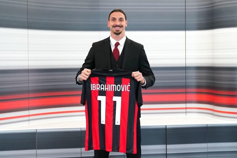 Zlatan Ibrahimovic prolongé au Milan