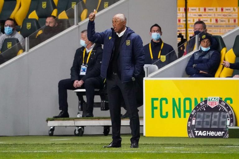 Le FC Nantes vers la Ligue 2
