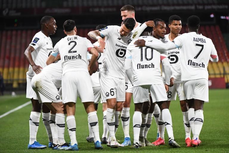 Le LOSC vainqueur du FC Metz