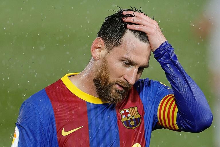 Lionel Messi vers un départ du Barça cet été ?