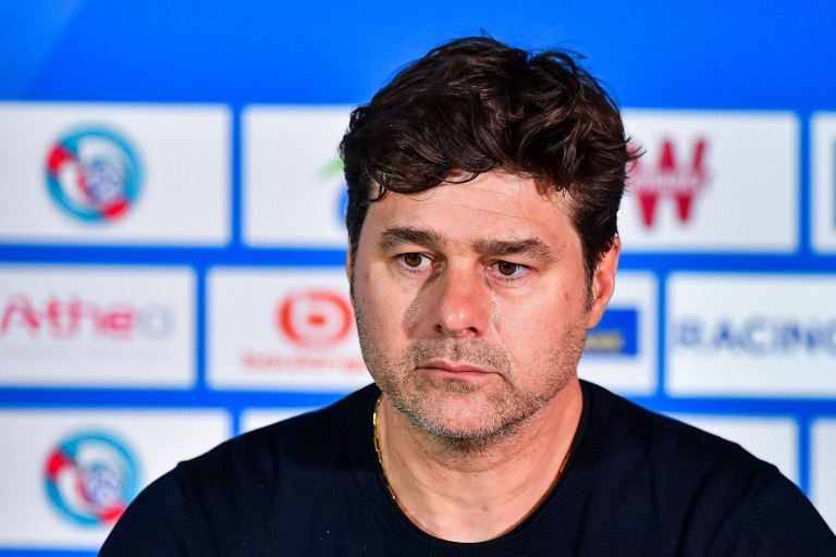 Mauricio Pochettino, entraîneur du PSG