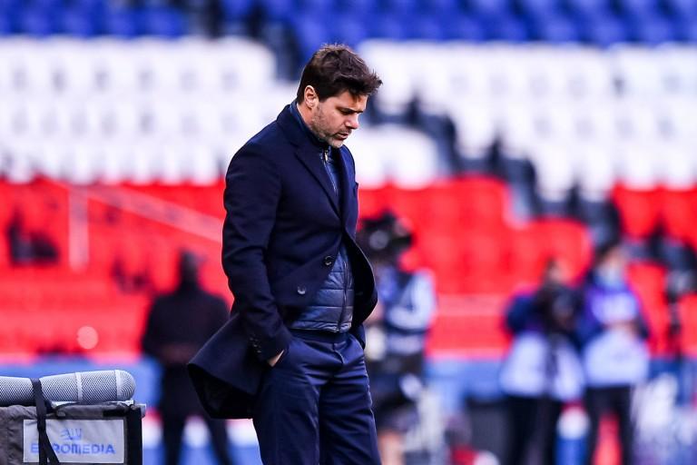 Pochettino déçu après la défaite du PSG