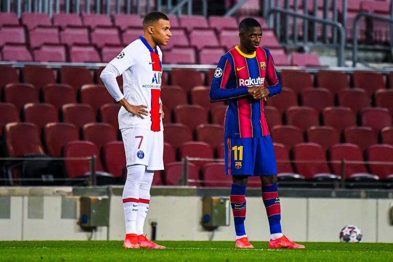 Ousmane Dembélé laisse planer le doute sur son avenir au Barça.
