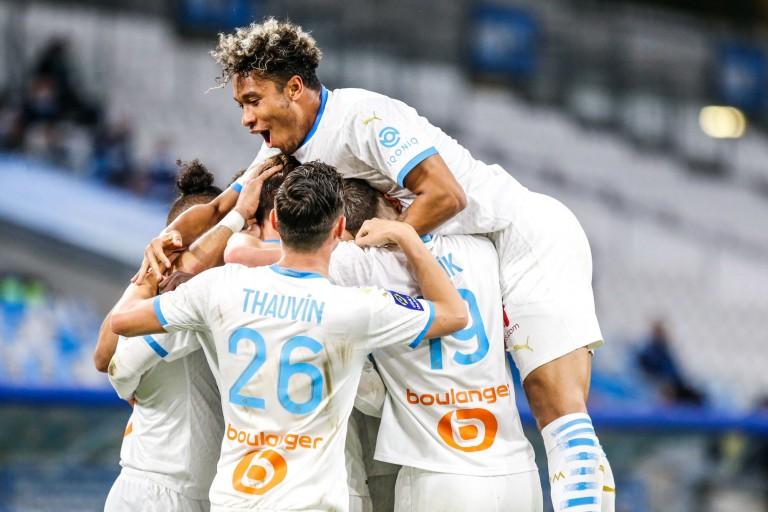 L'OM renoue avec la victoire contre Dijon