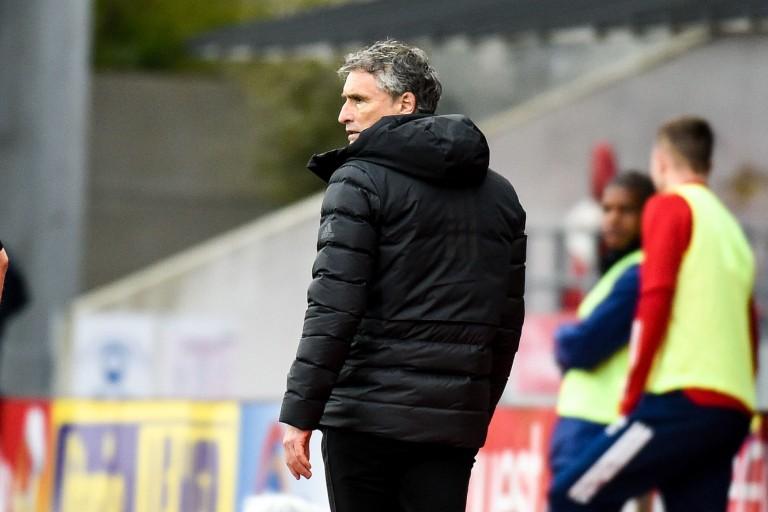 Vers un départ de Dall'Oglio du Stade Brestois