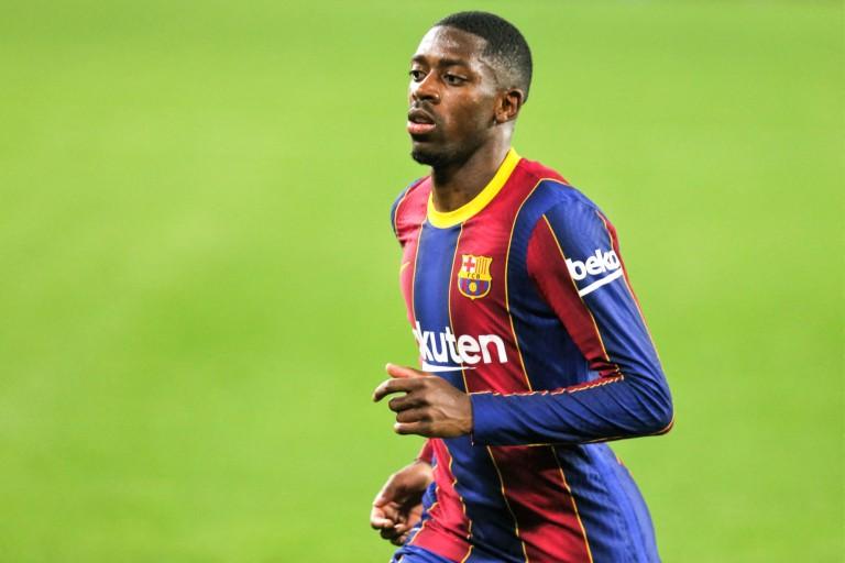 Ousmane Dembélé n'a plus qu'un an de contrat avec le FC Barcelone.