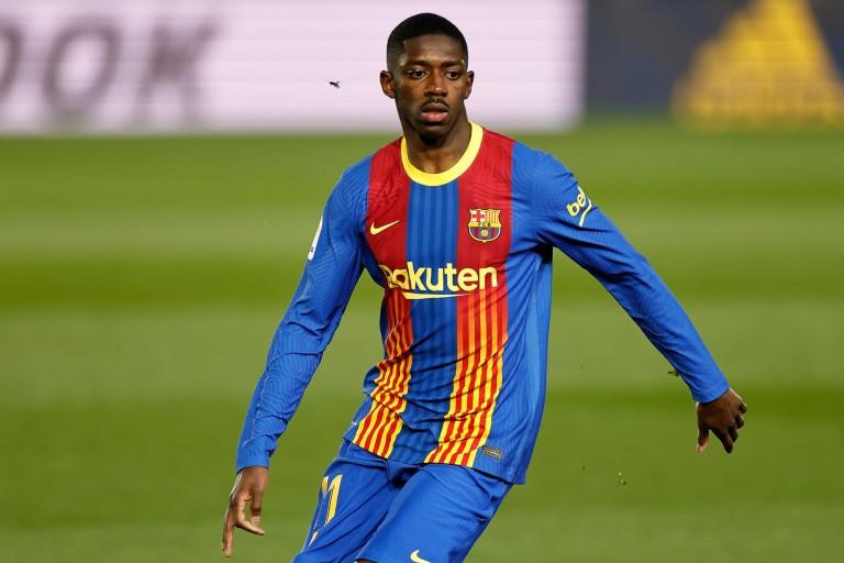 Le Barça veut conserver Dembélé