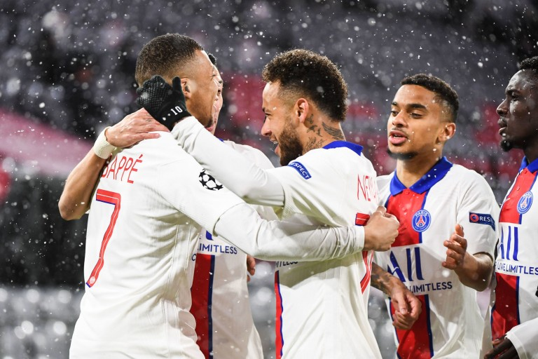Le PSG sauvé par Mbappé à Munich