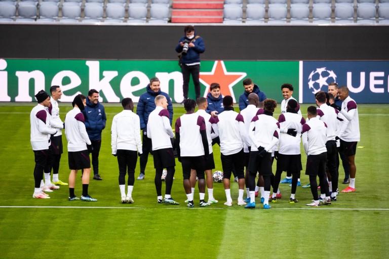 Le PSG privé de Marquinhos contre Strasbourg