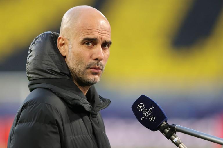 Le PSG futur adversaire de Guardiola