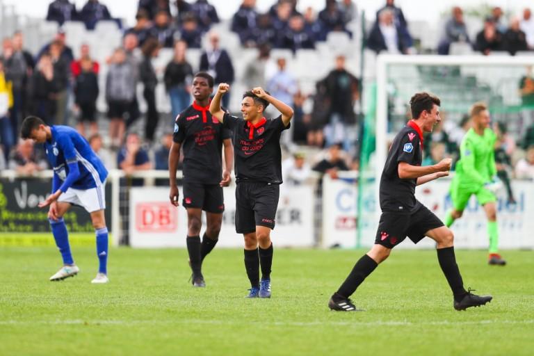Un jeune de l'OGC Nice suivi en Liga