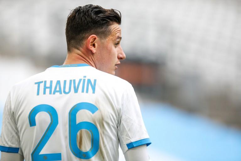 Florian Thauvin crispé à l'OM