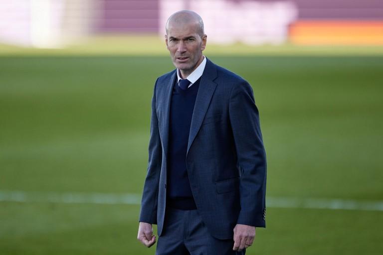 Zidane se prononce sur Lionel Messi