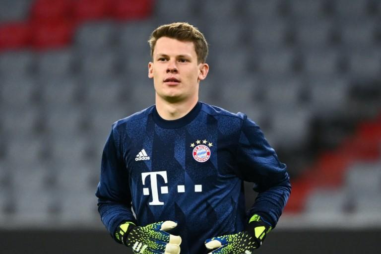 Mercato OM : Alexander Nübel, gardien N2 du Bayern Munich