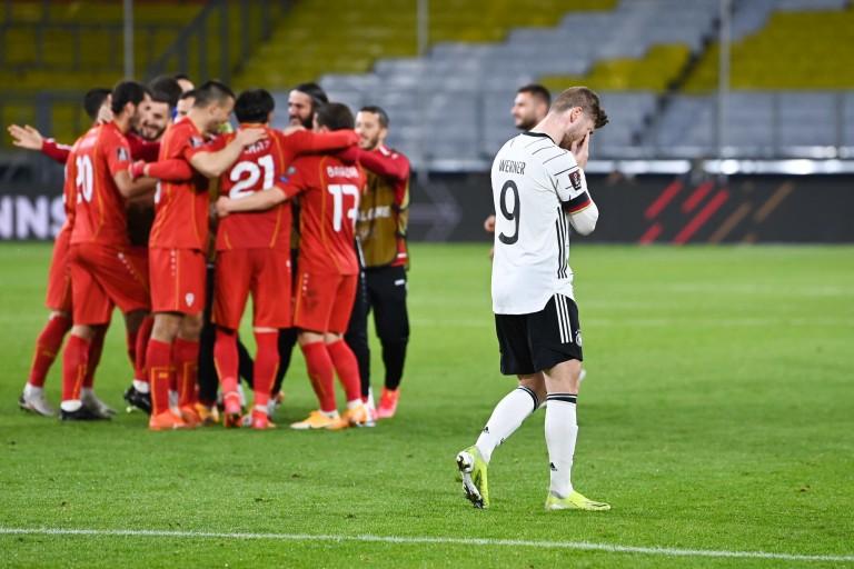 Allemagne : La Mannschaft humiliée par la Macédoine du Nord