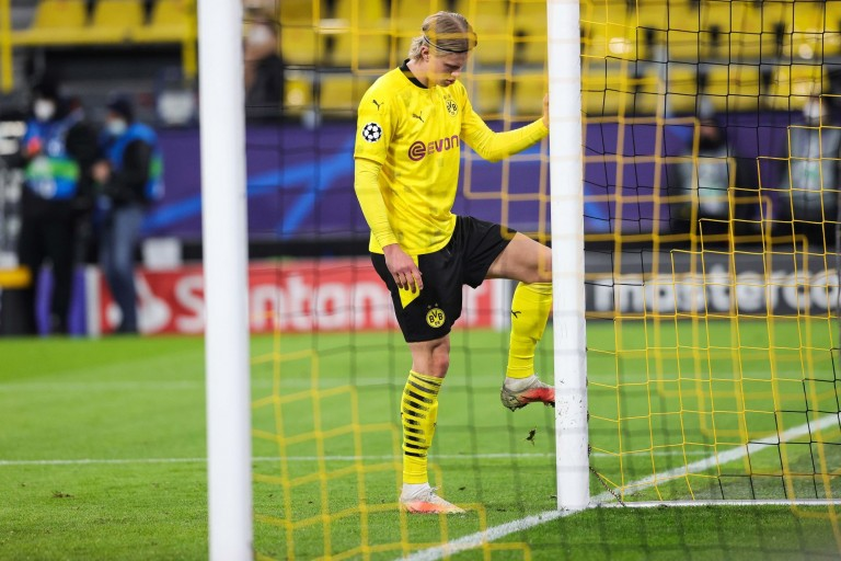 Erling Haaland n'est pas à vendre selon le Borussia Dortmund.
