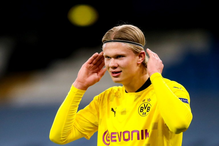 Erling Haaland n'exclurait pas son départ du Borussia Dortmund lors du prochain mercato.