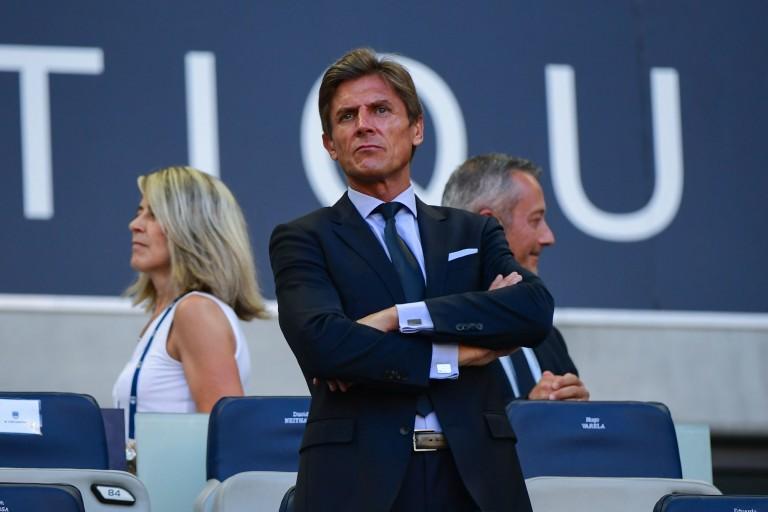 Frédéric Longuepée président des Girondins de Bordeaux