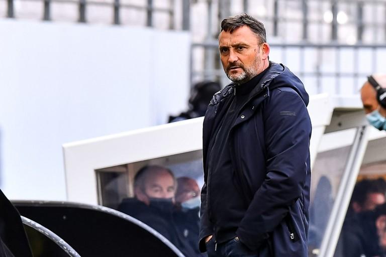 RC Lens : Franck Haise ne veut pas Issiaga Sylla.