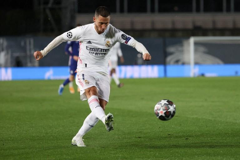 Eden Hazard promet de grandes choses pour la suite avec le Real Madrid.
