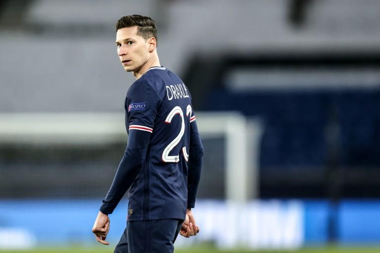 PSG Mercato : Julian Draxler a prolongé son contrat jusqu'en 2024.