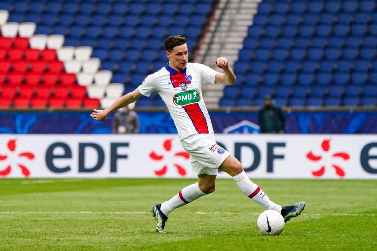 Le PSG a fait une offre à Julian Draxler.