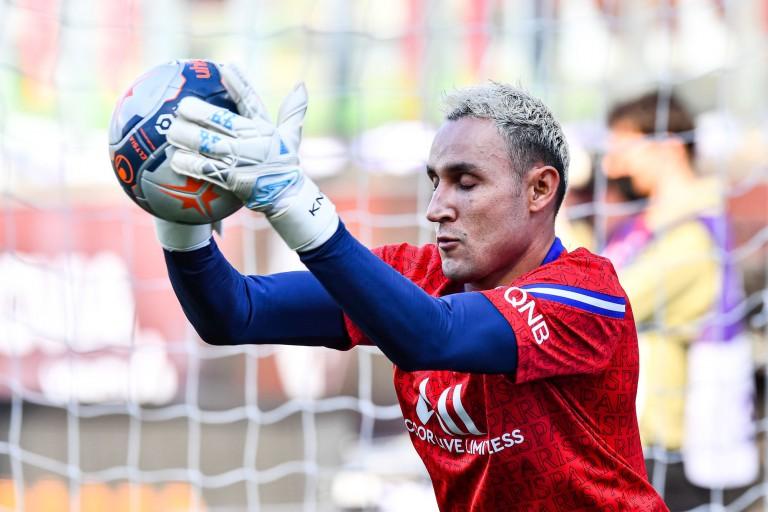 Keylor Navas a prolongé son contrat avec le PSG jusqu'en 2024.