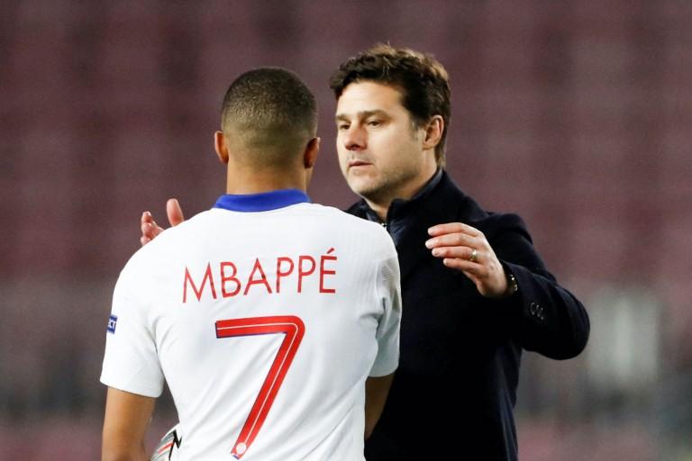 Transfert PSG : Mbappé et son entraineur