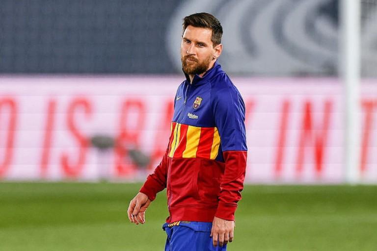 Lionel Messi entre le PSG, Barcelone et Manchester City