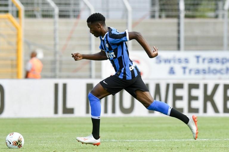 Mercato OM : L'Inter Milan veut prolonger le contrat de Lucien Agoumé.