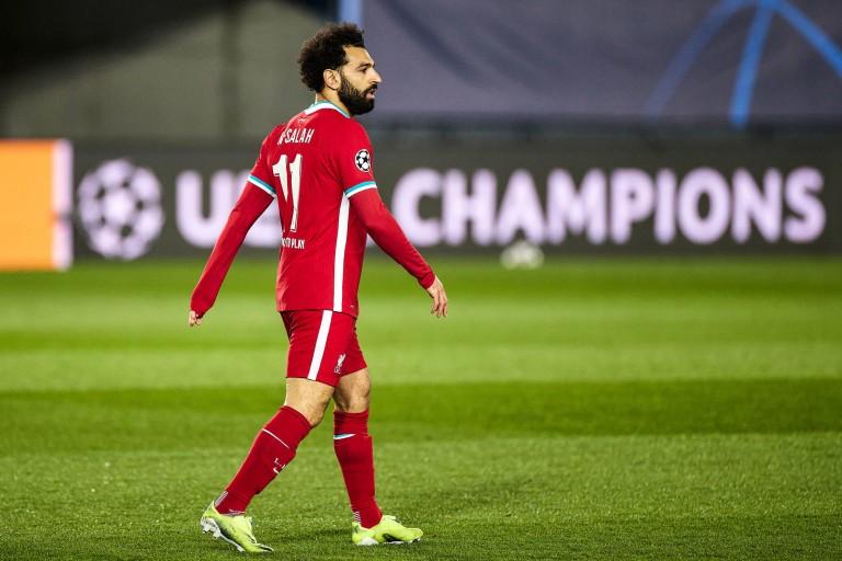 L'agent de Mohamed Salah travaille fort avec le PSG.