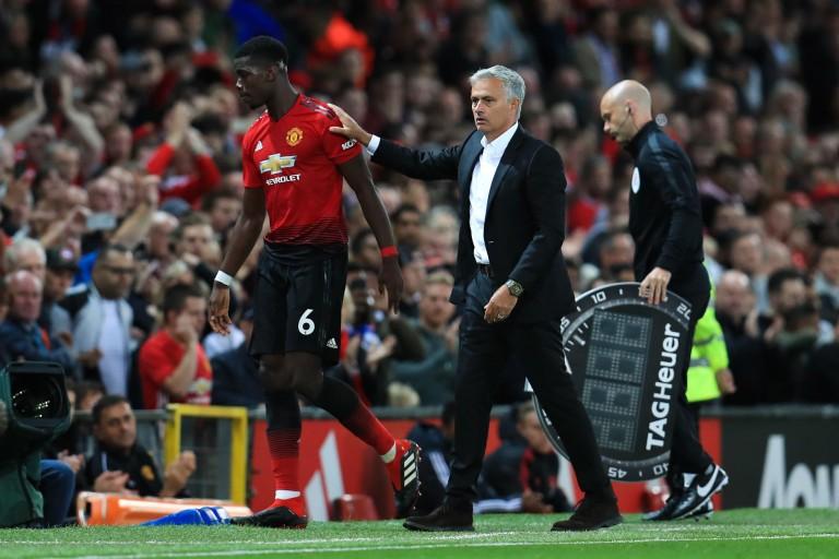 Ayant cohabité à Manchester United, José Mourinho et Paul Pogba aurait un léger contentieux.